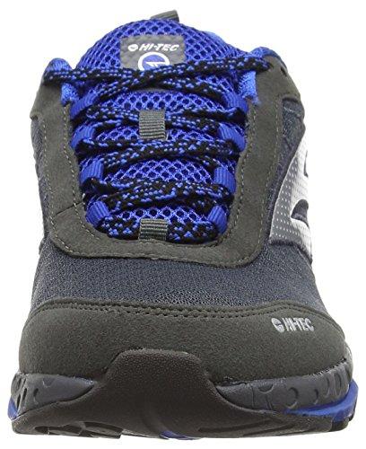 Hi-Tec Men's Haraka Ii Fitness Shoes Grey (Charcoal/Royal/Silver 051) FLiKP4m
