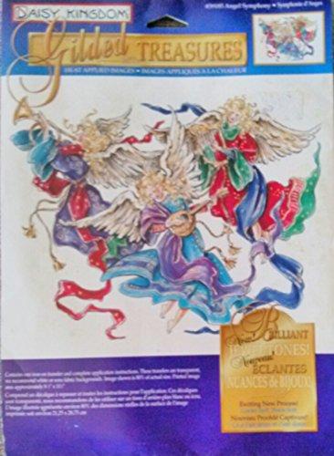 Daisy Kingdom Gilded Treasures Transfer -