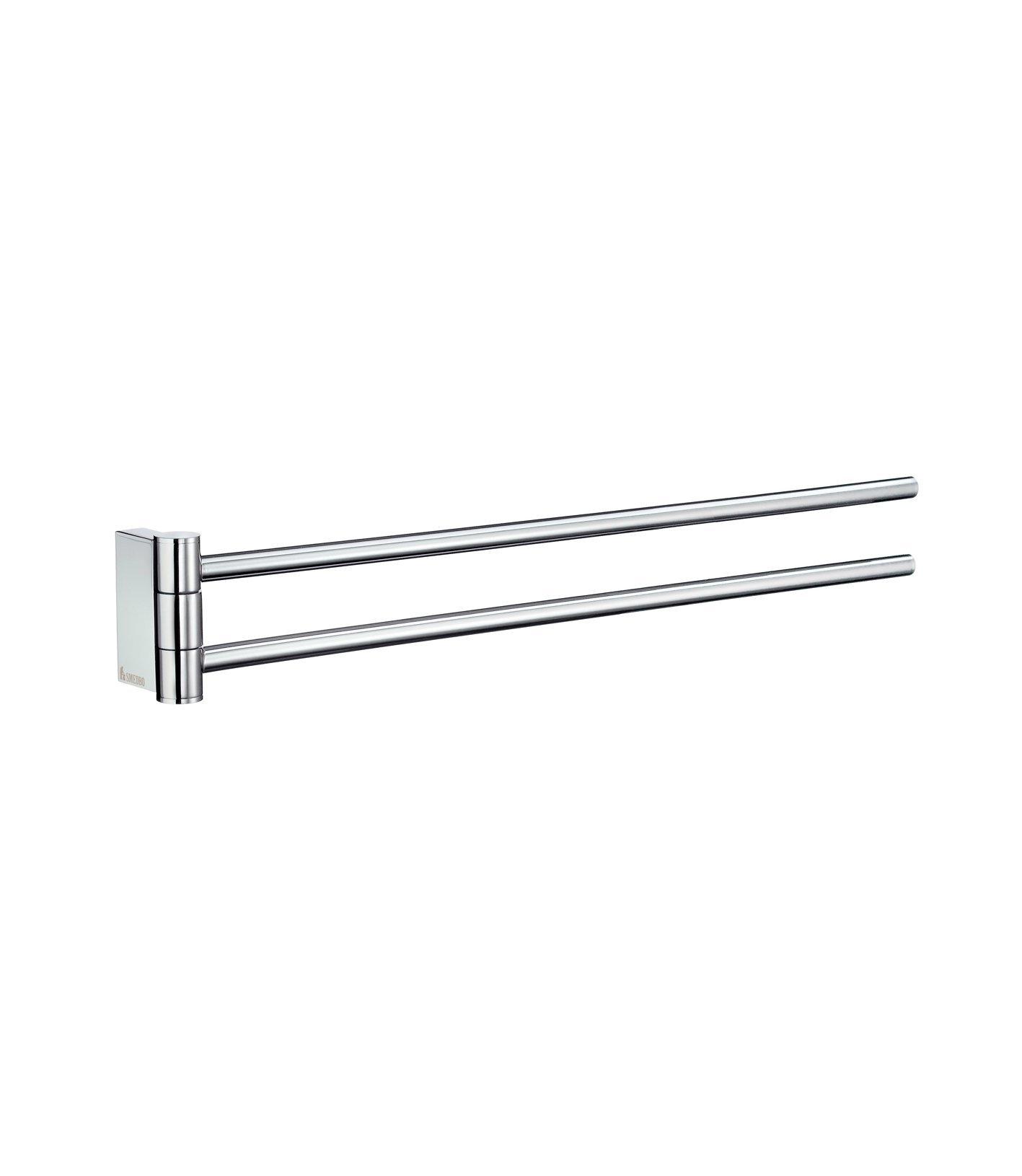 Smedbo SME_AK326 Towel Rail Swing-Arm, Polished Chrome
