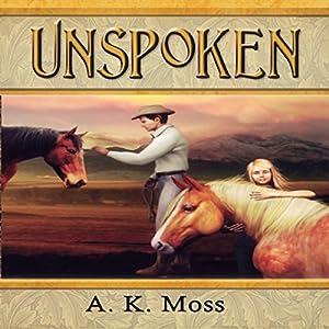 Unspoken Audiobook