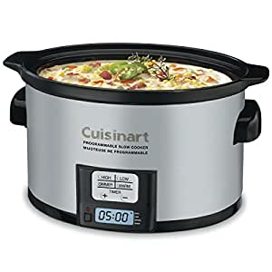 Cuisinart PSC-350C 3.5 Quart Programmable Slow Cooker