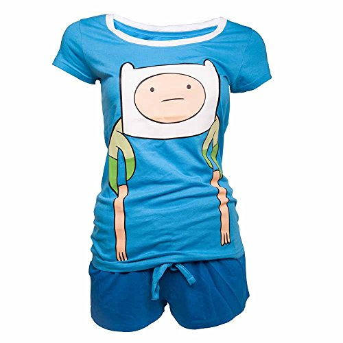 Adventure Time - L - Finn - Female Shortama