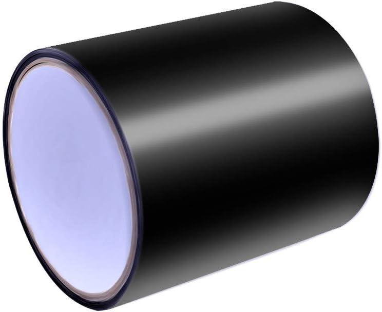 Fiosoji - Cinta adhesiva de goma resistente al agua para reparar y reparar casi cualquier hueco de artículo Width: 10CM negro: Amazon.es: Hogar