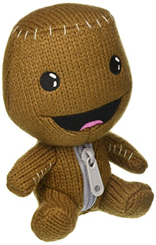 Retro-Bit Stubbins Sack Boy Plush Toy - Playstation Series - 6