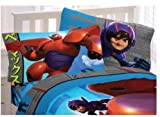 Childrens, Kids, Toddlers, Twin Size Bedding Comforter Sets (Big Hero 6)