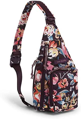 Vera Bradley Lighten Up Mini Sling Backpack