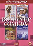 4x Romantic Comedy: I don't buy kisses anymore; Conspiracy of Love; Daydream Believer; Crazy Moon
