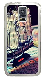 Explorer Clear Hard Case Cover Skin For Samsung Galaxy S5 I9600