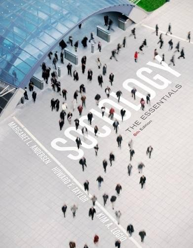 Sociology: The Essentials, 8th Edition