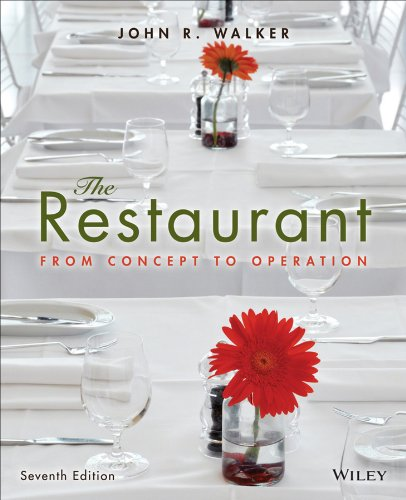 Download The Restaurant: From Concept to Operation, 7th Edition Pdf