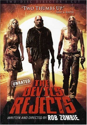 DVD : Sheri Moon Zombie - The Devil's Rejects (Unrated Version, Widescreen)