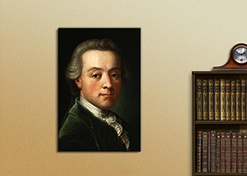 Portrait of Wolfgang Amadeus Mozart Wall Decor