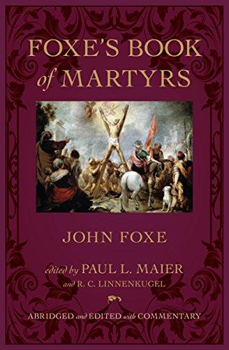 [R.e.a.d] Foxe's Book of Martyrs [D.O.C]
