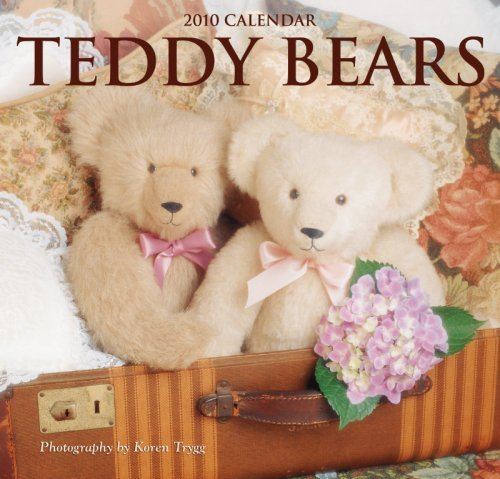 Teddy Bears 2010 Wall Calendar