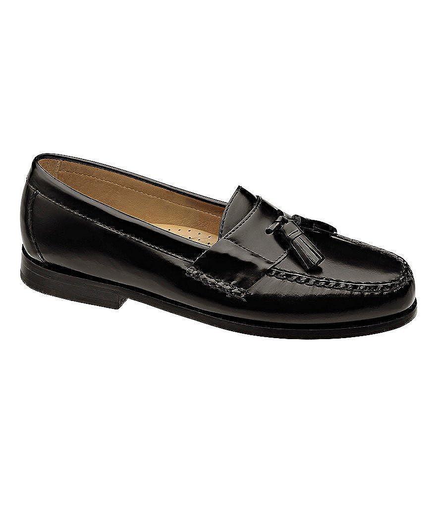 b3ed1b549e110 Amazon.com | Johnston & Murphy Hayes Tassel Dress Loafers (Men's Sz ...