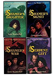 Lene Kaaberbol Shamer Chronicles 4 Books Collection Pack Set RRP: Ã'£44.44 (The Shamer's Daughter, The Shamer''s Signet, The Serpent Gift, The Shamer''s War)(