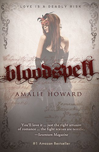 Bloodspell (Cruentus Curse Book 1) by [Howard, Amalie]