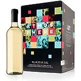 ATMOSPHERE Premium Wine Kit – Limited Release Viognier, Sauvignon Blanc, Chardonnay White Blend – Makes wine in 6 weeks