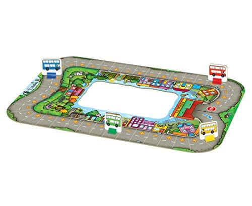 StopJuego De Mesa Toys Orchard InfantilOrchard toys Bus wPklOXiuZT