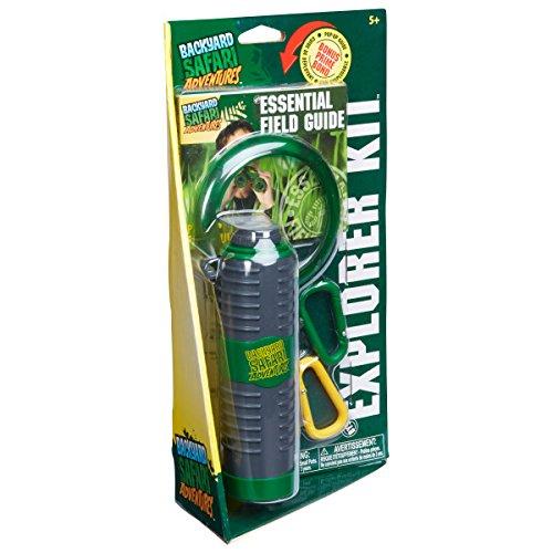 - Backyard Safari Explorer Kit