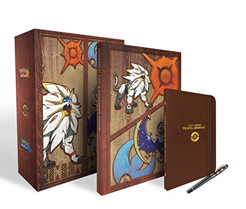 Pokémon Sun and Pokémon Moon: Official Strategy Guide Collector's Vault cover