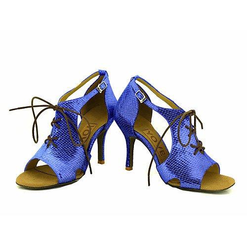 T femminile T Blu Scarpe Q da Blu ballo Professione ZZASzxq