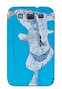 Freshmilk Case Cover For Galaxy S3 - Retailer Packaging Animus No 51 Protective Case