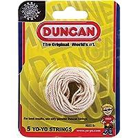 Duncan 3276NP Yo Yo Strings 100% Cotton, 5 Pack, White