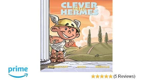 Clever Little Hermes: Wes Sturdevant, Maza Vicanovic, Ozren ...