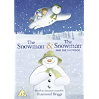 The Snowman / The Snowman and the Snowdog [DVD] [1982]