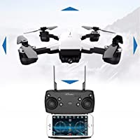 YOUDirect Quadcopter, YH-19HW Wifi FPV 2.0MP Camera Foldable 2.4G 6-Axis Selfie Quadcopter Drone Toys - Great Gift