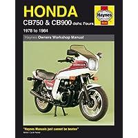 Honda CB750 & CB900 Dohc Fours (78