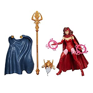 51pyvdiFXAL. SS300 Marvel Legends Infinite Series Maidens of Might Scarlet Witch 6 Inch Figure