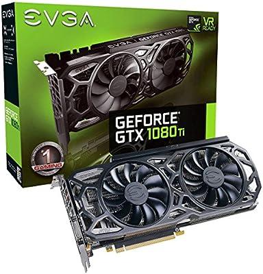 EVGA GeForce GTX 1080 11GB TI Black Edition iCX GDDR5X