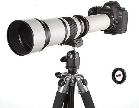 JINTU - Lente de Zoom para Nikon D3200 D3100 D3400 D5500 D5600 ...