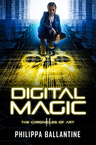 Digital Magic (The Chronicles of Art Book 2)