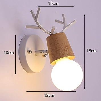 Oofay Light Einfach Nachttischlampen Modern Wandlampe In