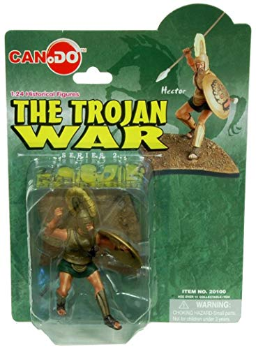 Dragon Models USA The Trojan War 1:24 Scale Historical Figures: Hector from Dragon Models USA