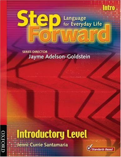 Step Forward Introductory Level Student Book and Workbook Introductory Pack: Language for Everday Life