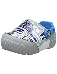 Crocs Kids' Crocsfunlab Lights R2d2 Clog