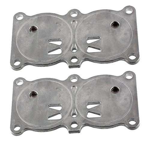 Porter Cable Air Compressor (2 Pack) Replacement Valve Plate Assembly # Z-CAC-4212-1-2pk