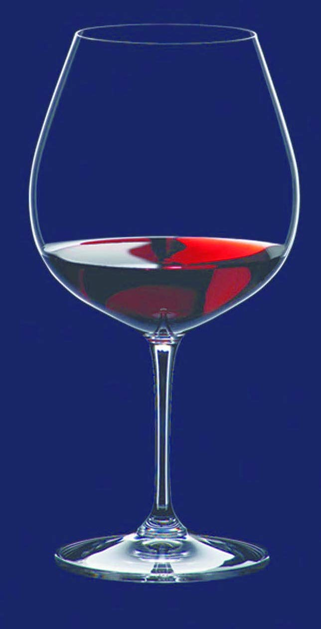 japan import Riedel Vinum Burgundy//Pinot Noir Glasses Set of 2