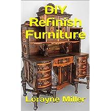 DIY Refinish Furniture