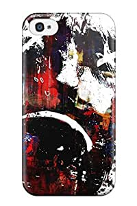 Hipster funny iPhone 4 cover atrani italy PC Black for Apple iPhone 4/4S