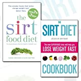 img - for Sirt Diet Collection 2 Book Bundle (The Sirt Diet Cookbook,The Sirtfood Diet: The revolutionary plan for health and weight loss) by Jacqueline Whitehart (2016-06-07) book / textbook / text book