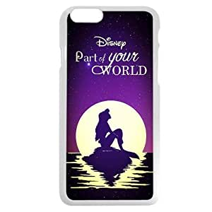 UniqueBox Customized Disney Series Case for iphone 5 5s, The Little Mermaid iphone 5 5s