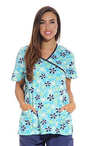 Print Medical Scrub - Just Love Women's Scrub Tops 216W-12-1X