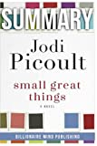 img - for Summary: Small Great Things: A Novel by Jodi Picoult book / textbook / text book