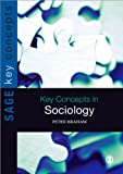 Key Concepts in Sociology (SAGE Key Concepts series), Peter H Braham, 1849203059