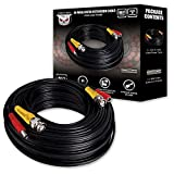 Night Owl in-Wall Rated 100' BNC/RCA Extension